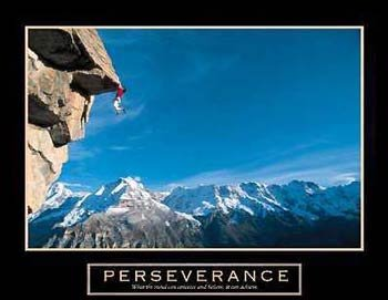 Perseverance See the Poster See it Framed